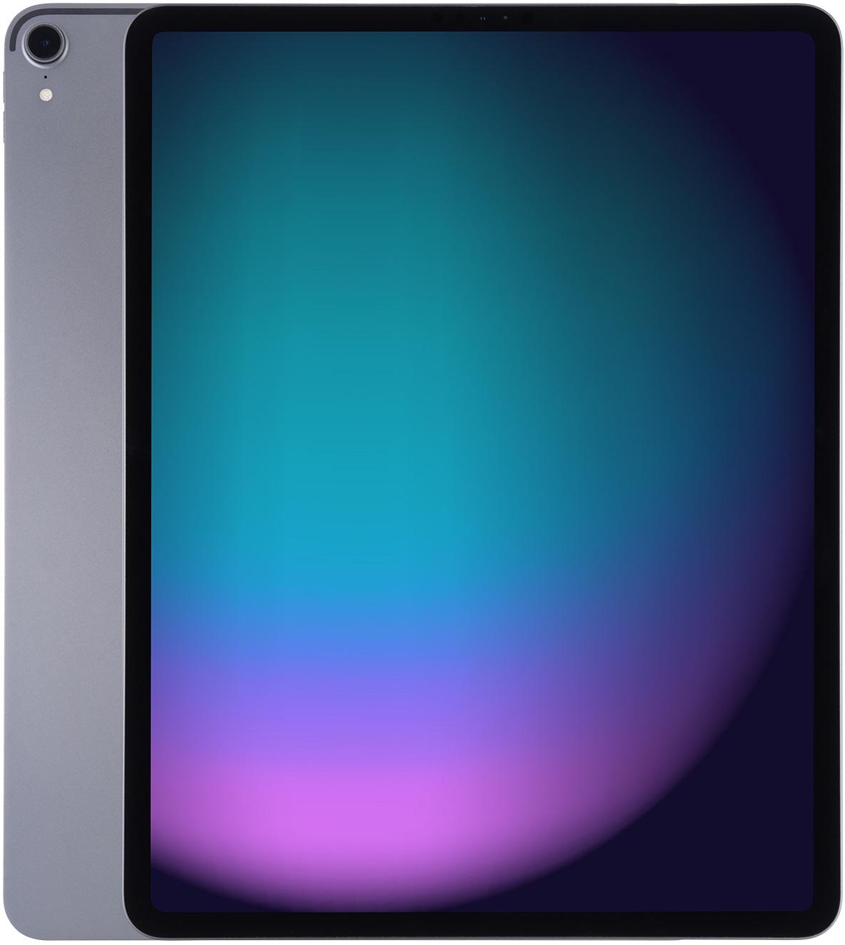 apple ipad pro 12,9 256gb [wi-fi + cellulare, modello 2018] space grigio