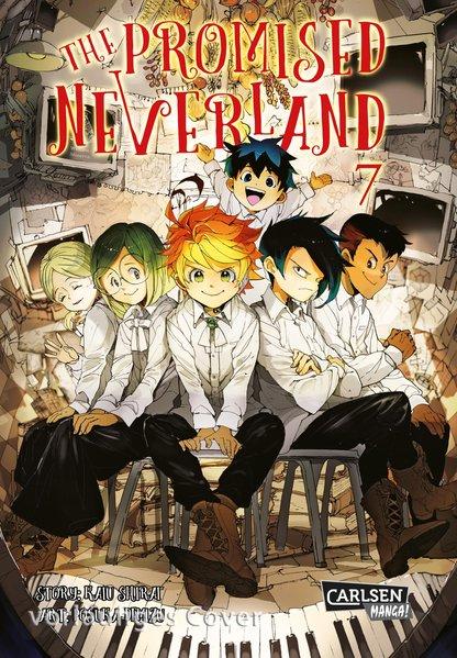 The Promised Neverland 7 - Kaiu Shirai [Taschenbuch]