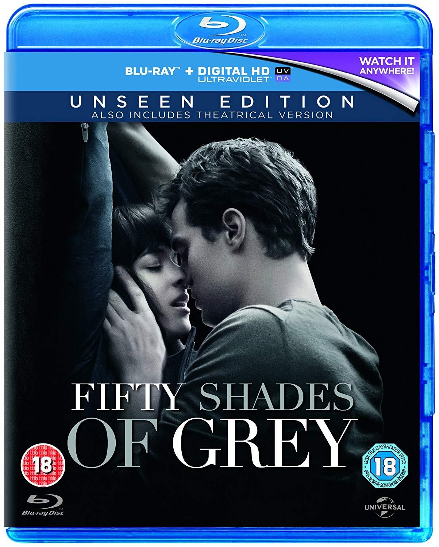Fifty Shades Of Grey [UK Import]