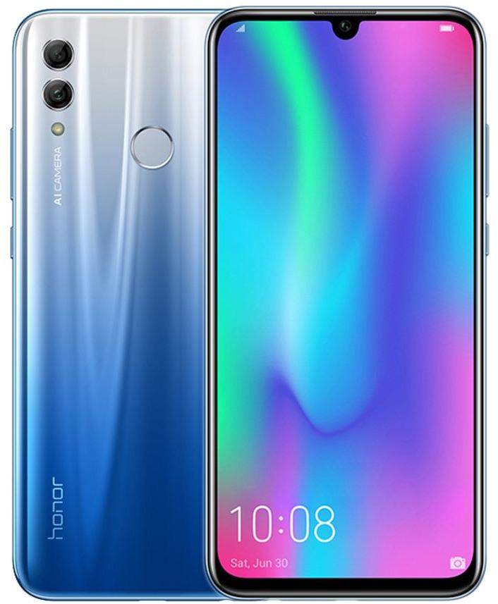 Huawei Honor 10 Lite Dual SIM 64GB sky blue
