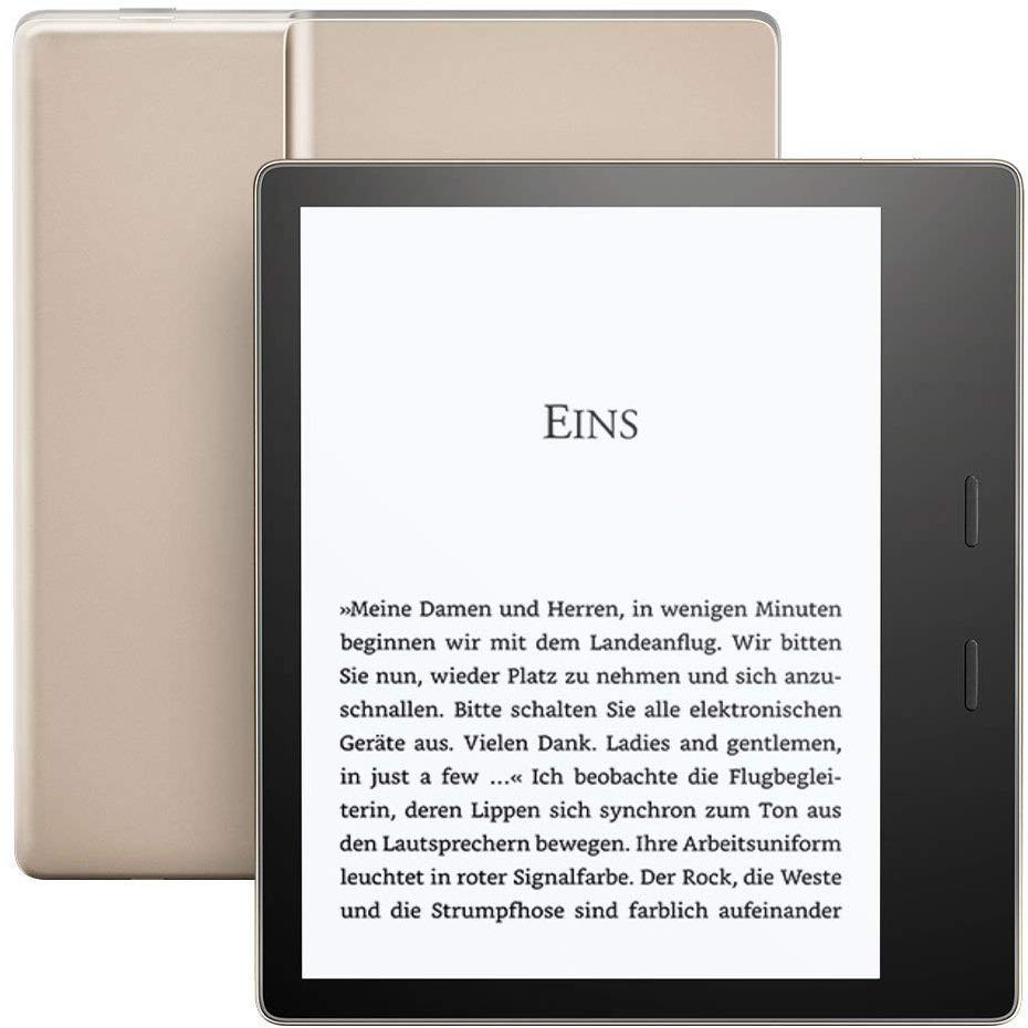 Amazon Kindle Oasis 7 32GB [Wi-Fi] gold