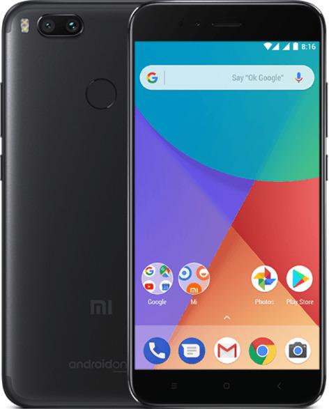 Xiaomi Mi A1 32GB schwarz