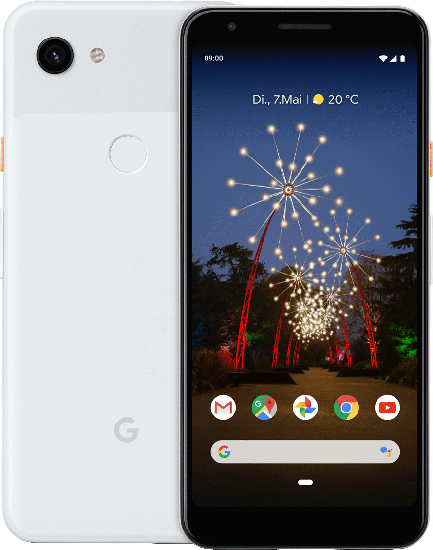 Google Pixel 3a XL 64GB Just Black