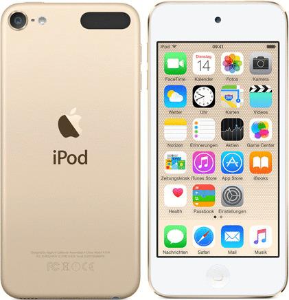 Apple iPod touch 7G 256GB oro (Ricondizionato)