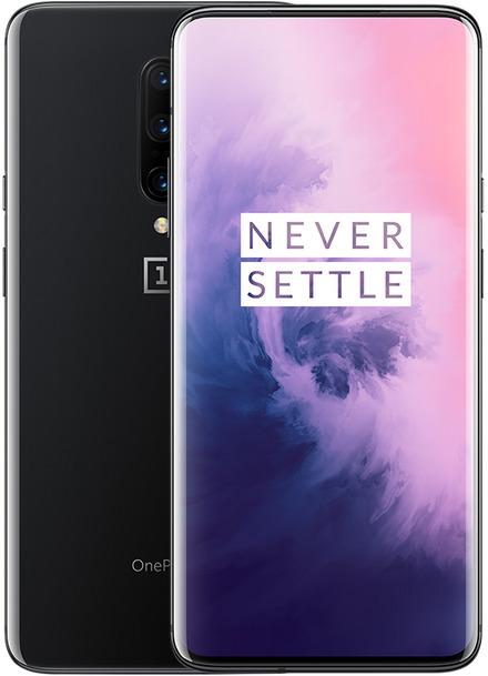 OnePlus 7 Pro Dual SIM 256GB mirror gray