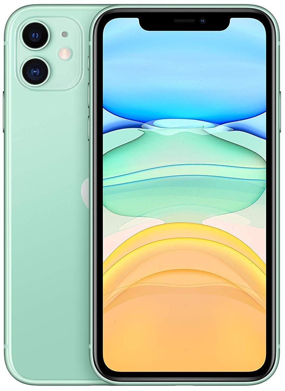 Apple iPhone 11 64GB verde (Ricondizionato)