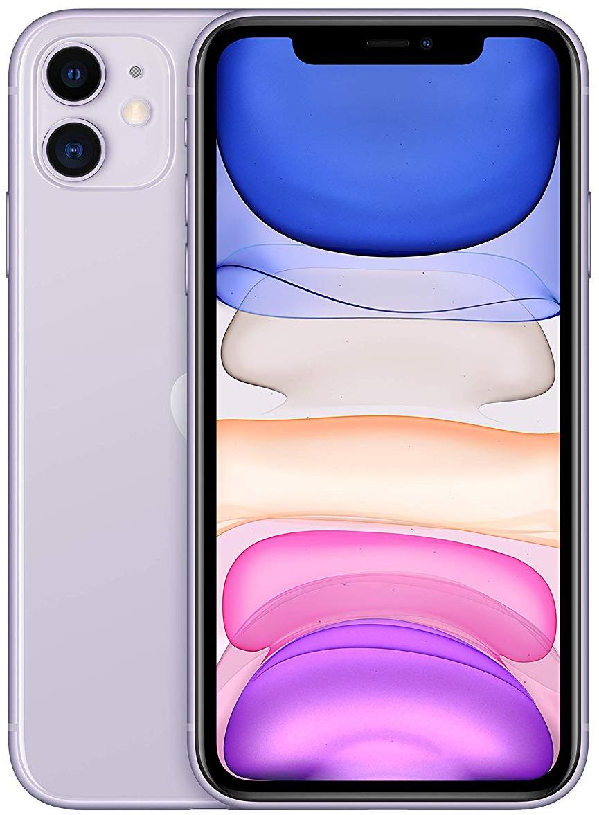Apple iPhone 11 64GB lilla (Ricondizionato)