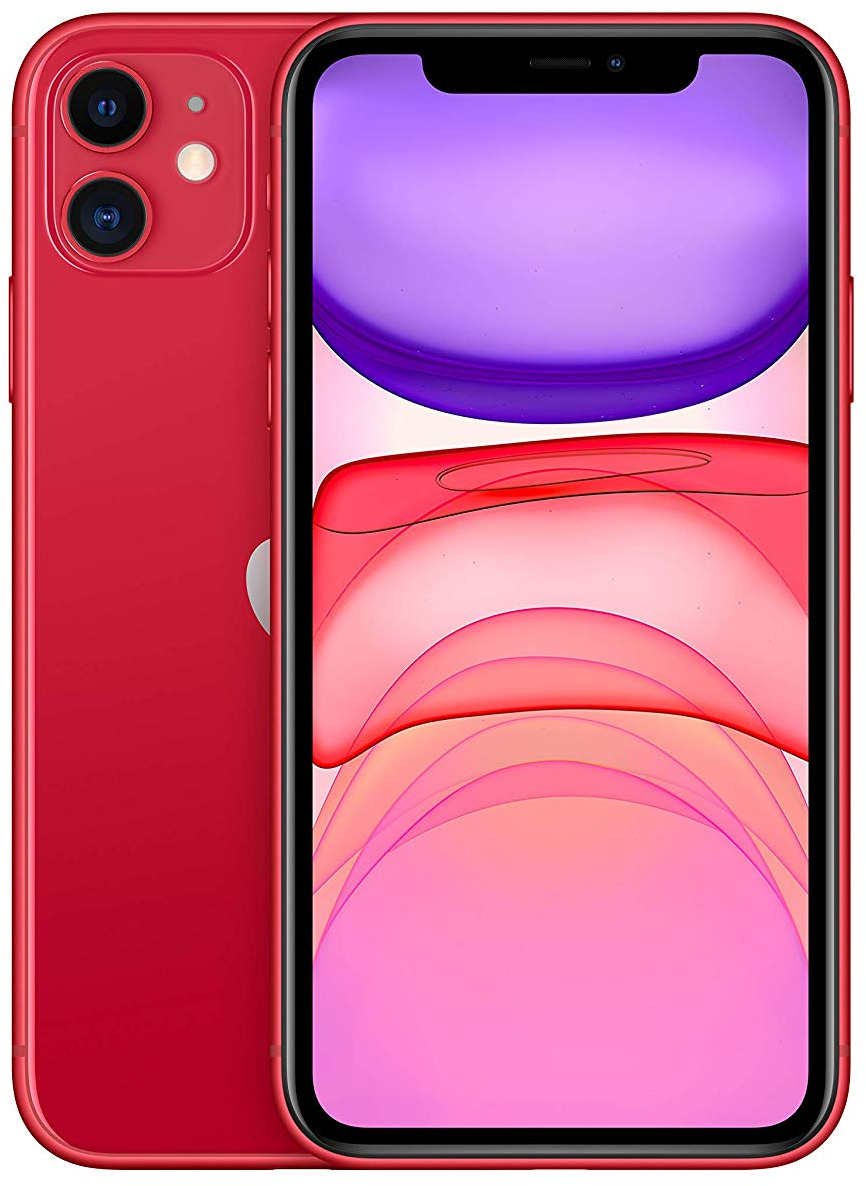 Apple iPhone 11 128GB (PRODUCT) RED Special Edition (Ricondizionato)