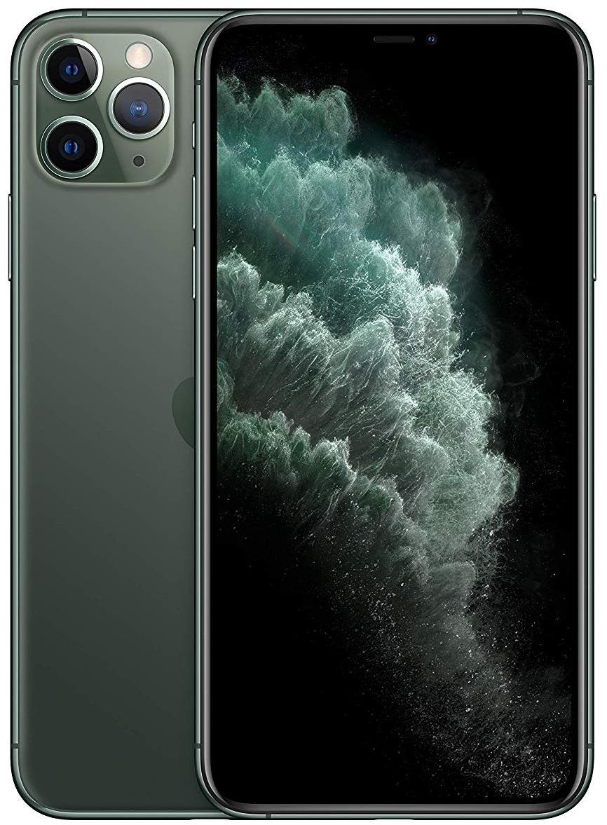 Apple iPhone 11 Pro Max 256GB verde (Ricondizionato)