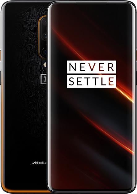 OnePlus 7T Pro Dual SIM 256GB [McLaren Edition] speed orange