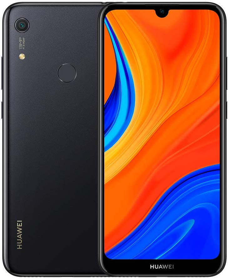 Huawei Y6s Dual SIM 32GB starry black