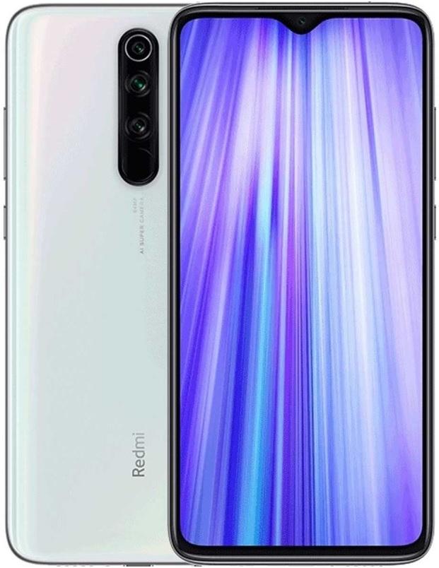 Xiaomi Redmi Note 8 Pro Dual SIM 128GB pearl white