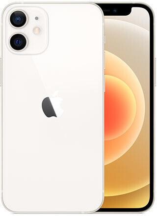 Apple iPhone 12 mini 64GB bianco (Ricondizionato)