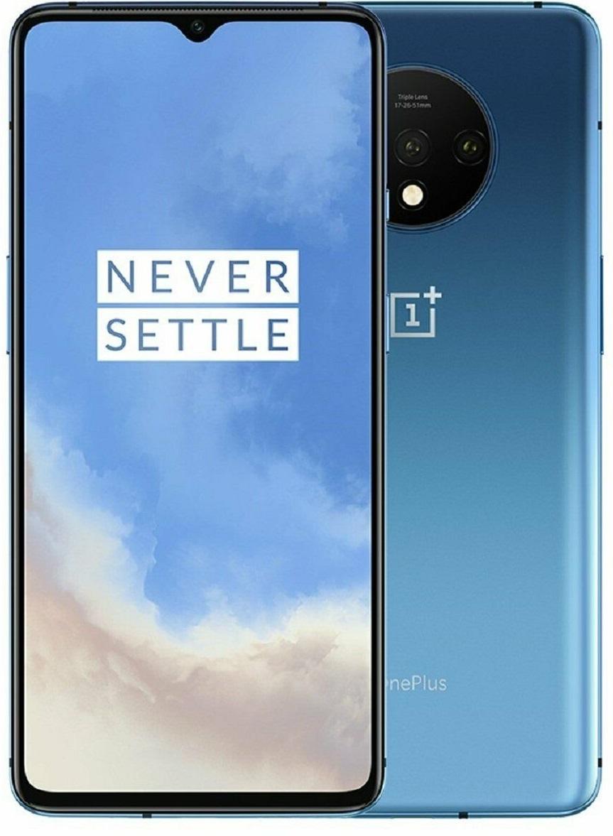 OnePlus 7T Dual SIM 256GB haze blue